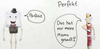 Perfekt (Совершенное прошедшее время)
