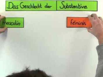 Как правильно определить род существительного в немецком языке: основные правила